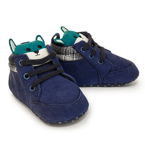 Little Wanderers - High Top Baby Sneakers