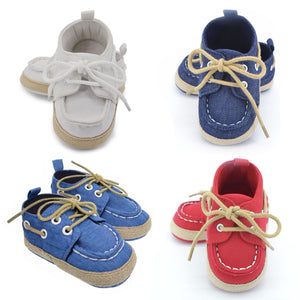 Little Wanderers - Baby Boat Shoes