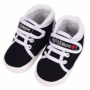 Little Wanderers - Soft Sole Baby Sneakers