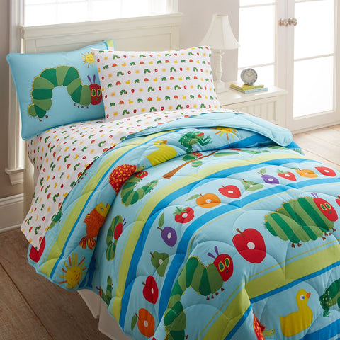 The Very Hungry Caterpillar Twin Lightweight Comforter Set - 11450