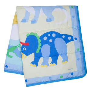 Olive Kids - Dinosaur Land 3 pc Microfiber Bed in a Bag (Baby) - 13412