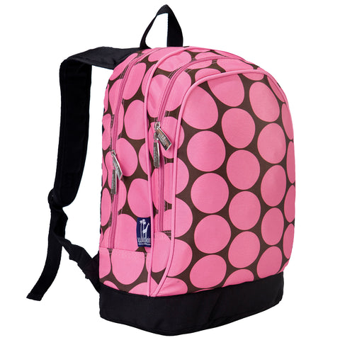 Big Dot Pink Sidekick Backpack - 14085 -  Olive Kids Backpacks - Nurzery.com