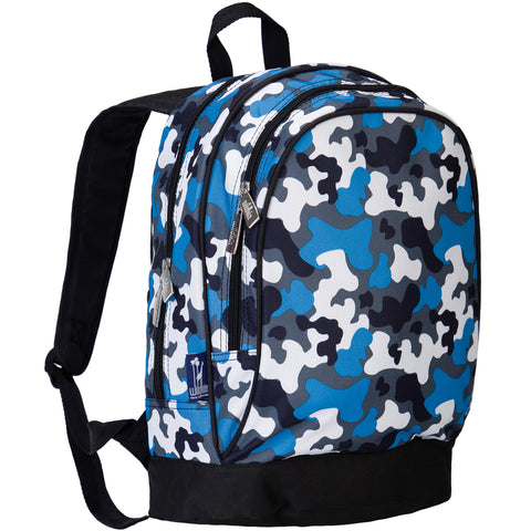 Blue Camo Sidekick Backpack - 14213 -  Olive Kids Backpacks - Nurzery.com
