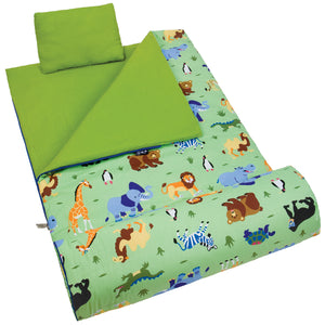 Olive Kids Wild Animals Sleeping Bag - 17080 -  Olive Kids Sleeping Bags - Nurzery.com