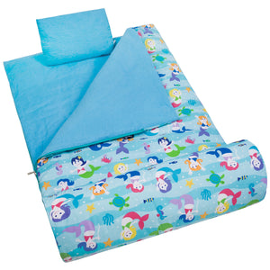 Olive Kids Mermaids Sleeping Bag - 17081 -  Olive Kids Sleeping Bags - Nurzery.com