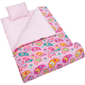 Olive Kids Paisley Sleeping Bag - 17210 -  Olive Kids Sleeping Bags - Nurzery.com