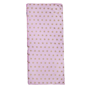 Wildkin - Pink and Gold Stars Original Sleeping Bag - 17804