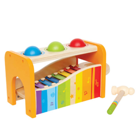 Hape Pound and Tap Bench- E0305 -  Hape Toys - Nurzery.com - 1