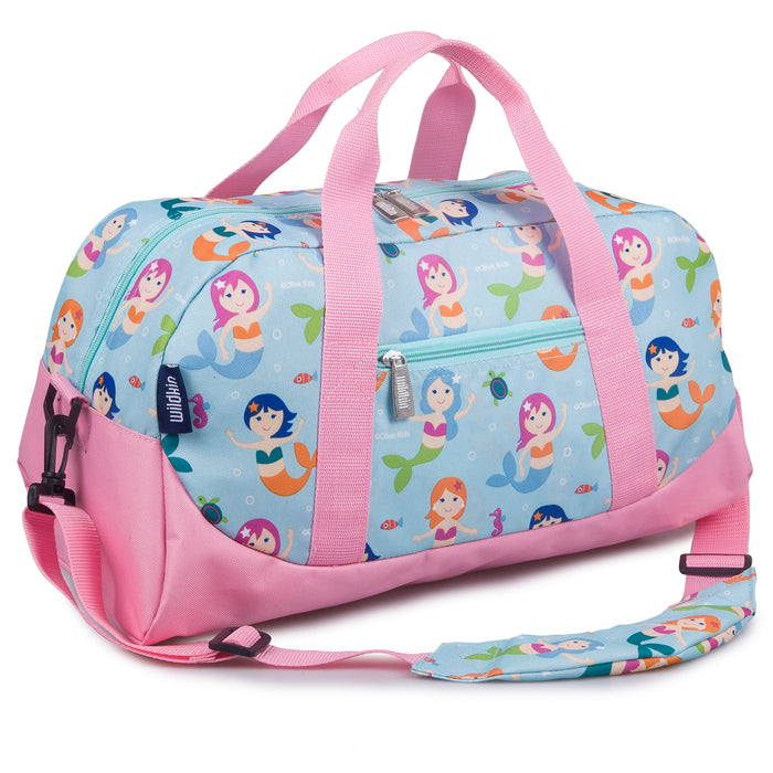 Wildkin - Mermaids Overnighter Duffel Bag - 25081