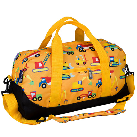 Olive Kids Under Construction Duffel Bag - 25110 -  Olive Kids Duffel Bags - Nurzery.com