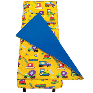 Olive Kids Under Construction Nap Mat - 28110 -  Olive Kids Nap Mats - Nurzery.com
