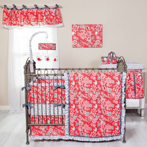 Waverly Baby by Trend Lab® - Charismatic - 3 Piece Crib Bedding Set