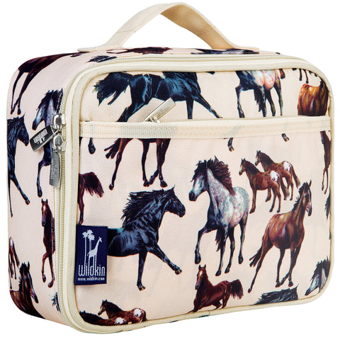 Horse Dreams Lunch Box - 33025 -  Olive Kids Lunch Bags - Nurzery.com