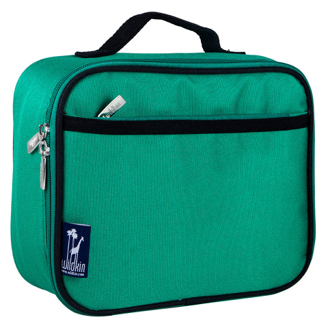 Emerald Green Lunch Box - 33529 -  Olive Kids Lunch Bags - Nurzery.com