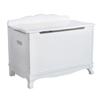 Guidecraft Classic White Toybox - G85704