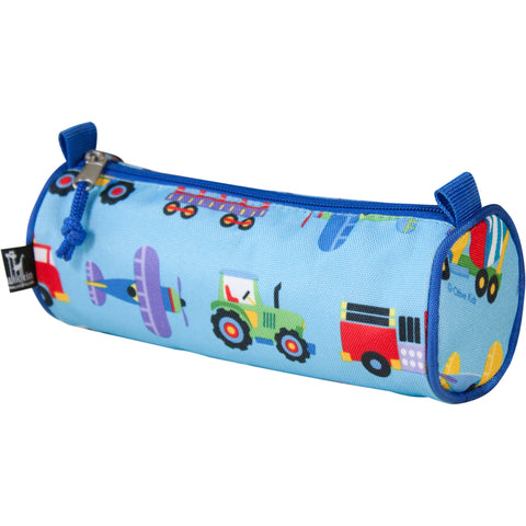 Olive Kids Trains, Planes & Trucks Pencil Case - 39078 -  Olive Kids Pencil Cases - Nurzery.com