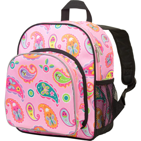 Olive Kids Paisley Pack 'n Snack Backpack - 40210 -  Olive Kids Backpacks - Nurzery.com