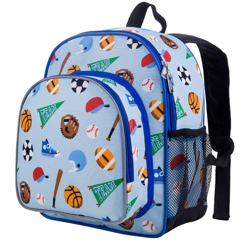 Olive Kids Game On Pack 'n Snack - 40406 -  Olive Kids Backpacks - Nurzery.com