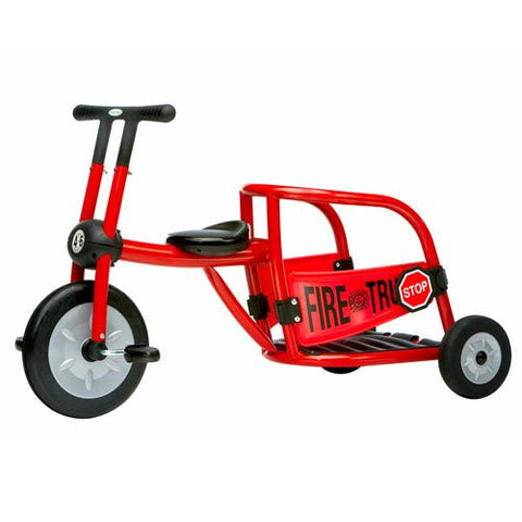 ItalTrike Pilot 300 Fire Truck Tricycle 300-19FT -  Italtrike Ride-On Toys - Nurzery.com