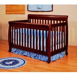 AFG Furniture International Alice 4-in-1 Sleigh Convertible Crib - 4689 -  AFG Furniture International All Cribs - Nurzery.com - 9