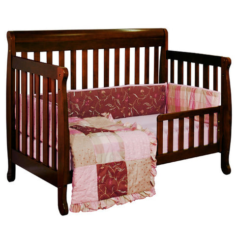 AFG Furniture International Alice 4-in-1 Sleigh Convertible Crib - 4689 -  AFG Furniture International All Cribs - Nurzery.com - 1