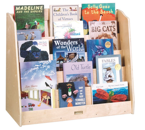 Guidecraft Single Sided Book Browser - G6460 - Default Title Guidecraft Toys - Nurzery.com
