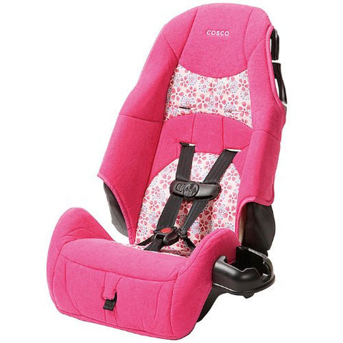 Cosco High Back Booster Car Seat (Ava) 22253BMO -  Cosco Car Seats - Nurzery.com