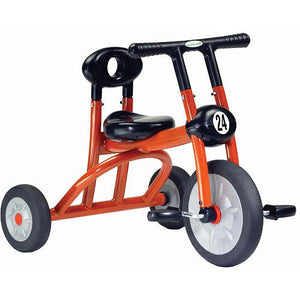 Italtrike Pilot 200 Tricycle Orange 200-07 -  Italtrike Ride-On Toys - Nurzery.com - 1