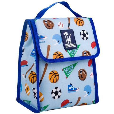 Olive Kids Game On Munch 'n Lunch - 55406 -  Olive Kids Lunch Bags - Nurzery.com