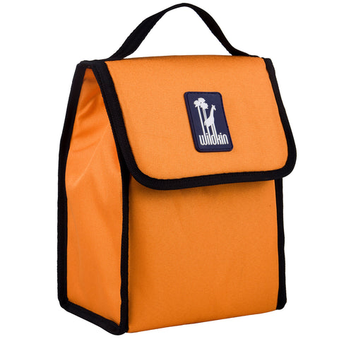 Bengal Orange Munch 'n Lunch Bag - 55502 -  Olive Kids Lunch Bags - Nurzery.com