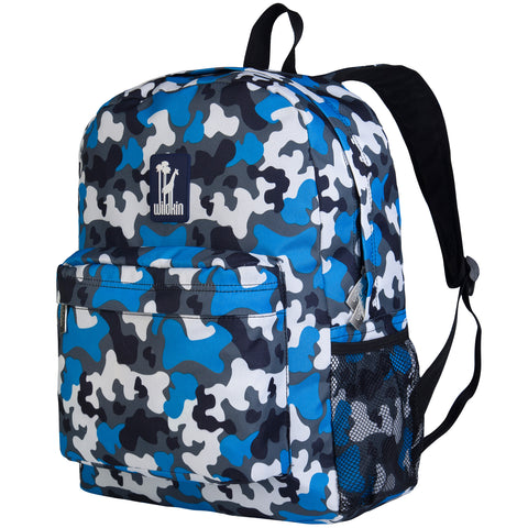 Blue Camo Crackerjack Backpack - 57213 -  Olive Kids Backpacks - Nurzery.com