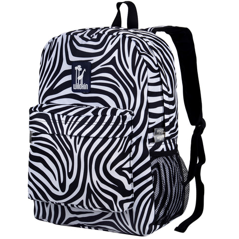 Zebra Crackerjack Backpack - 57405 -  Olive Kids Backpacks - Nurzery.com