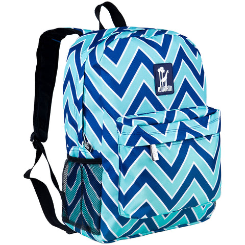 Zigzag Lucite Crackerjack Backpack - 57551 -  Olive Kids Backpacks - Nurzery.com