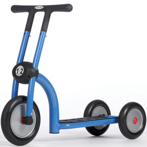 Italtrike Pilot Blue 3 Wheels Scooter - 100-04 -  Italtrike Ride-On Toys - Nurzery.com - 1