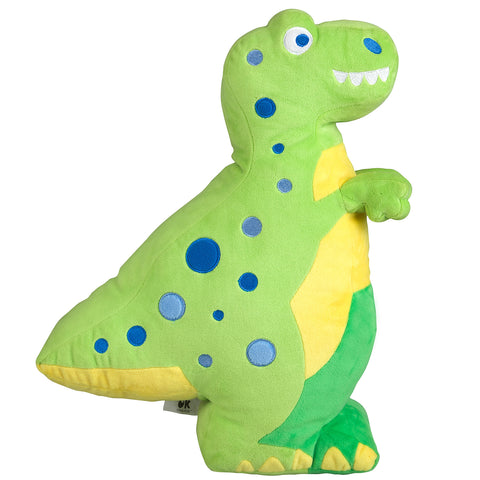 Olive Kids T-Rex Plush Pillow - 620412 -  Olive Kids Bedding - Nurzery.com