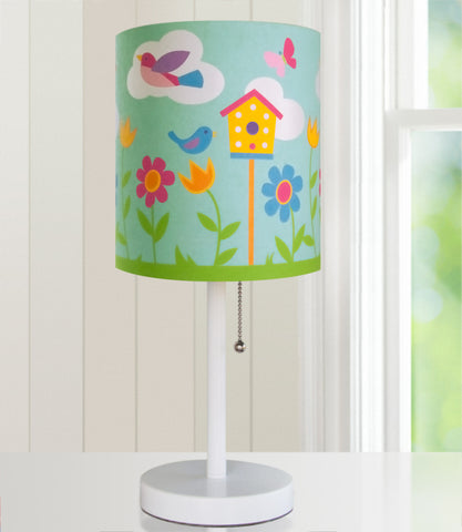 Olive Kids Birdie Cylinder Lamp - 631413 -  Olive Kids Lighting - Nurzery.com