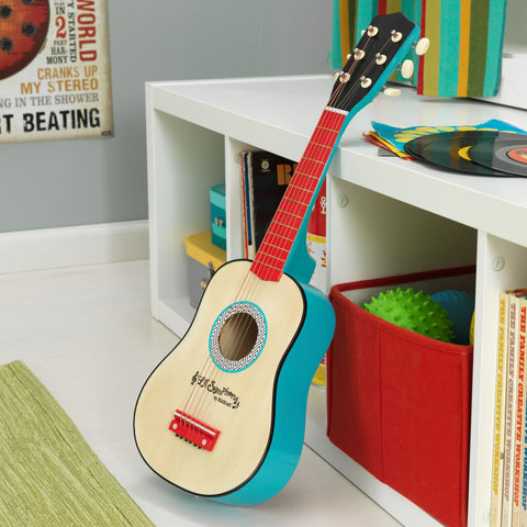 KidKraft Lil' Symphony Guitar - 63353 -  Kid Kraft Pretend Play - Nurzery.com