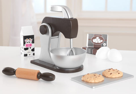 KidKraft Espresso Baking Set - 63370 -  Kid Kraft Pretend Play - Nurzery.com - 1