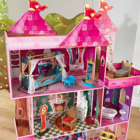 KidKraft Storybook Mansion - 65878 -  Kid Kraft Pretend Play - Nurzery.com - 1
