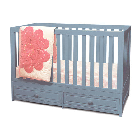 AFG Furniture Marilyn 3-in-1 Modern Crib - 668 -  AFG Furniture International All Cribs - Nurzery.com - 1