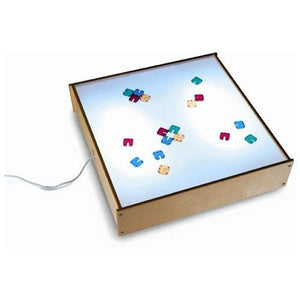Whitney Brothers Tabletop Light Box WB0717 -  Whitney Bros Light Table - Nurzery.com