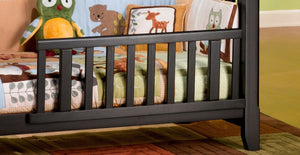 Child Craft Toddler Guard Rail (London Euro Full-Size Crib) -  Child Craft Nursery Accessories - Nurzery.com - 2