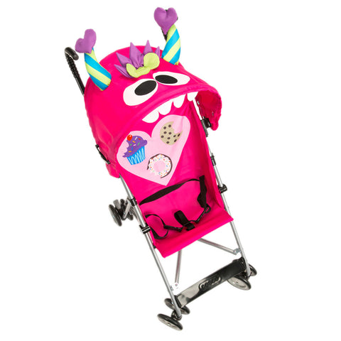 Cosco Character Umbrella Stroller - Monster Shelley - US133DHB1 -  Cosco Umbrella Stroller - Nurzery.com