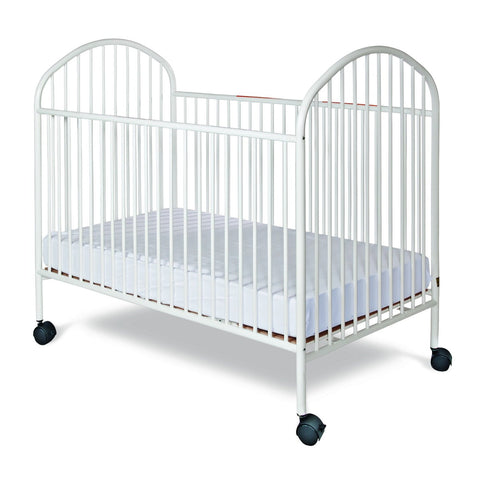 Foundations Classico Full Size Crib White - 1321097 -  Foundations All Cribs - Nurzery.com