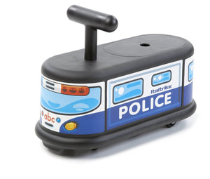 Italtrike La Cosa Ride-On Police Car 2000POL -  Italtrike Ride-On Toys - Nurzery.com - 1