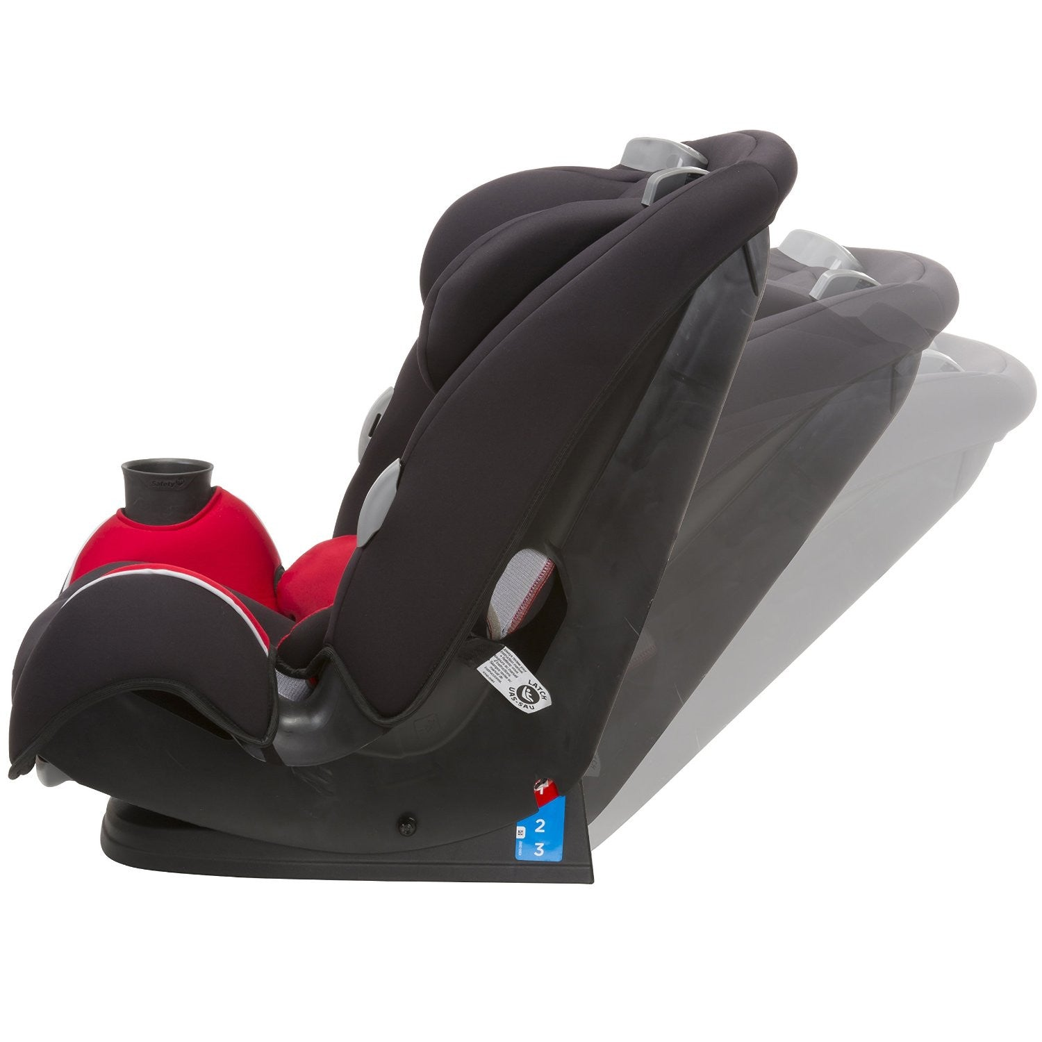 Safety 1st Continuum 3 in 1 Convertible Infant Car Seat  Chili