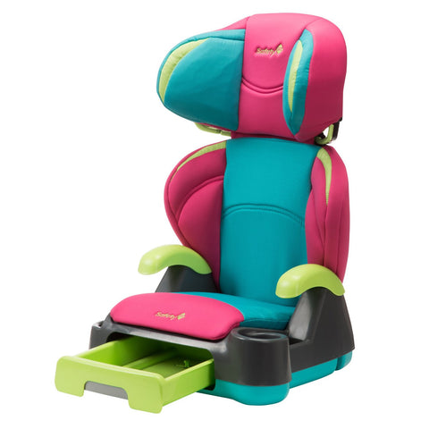 Safety 1st Store N Go w/ Back Booster Car Seat (Fruit Punch) BC069CJQ -  Safety 1st Car Seats - Nurzery.com