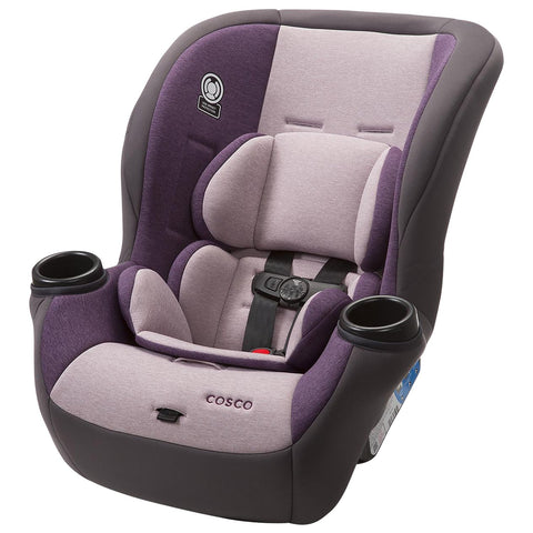 Cosco Comfy Convertible Car Seat - Heather Amethyst - CC166DXO -  Cosco Car Seats - Nurzery.com - 1