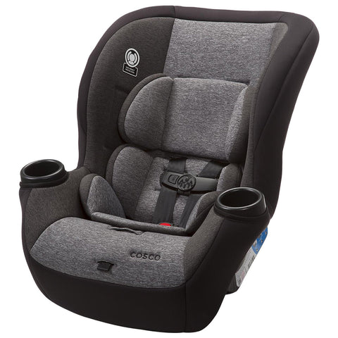 Cosco Comfy Convertible Car Seat - Heather Granite - CC166DSE -  Cosco Car Seats - Nurzery.com - 1