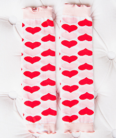 Baby Leggings - Hearts